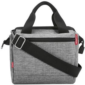 KlickFix Roomy Handlebar Bag, gris